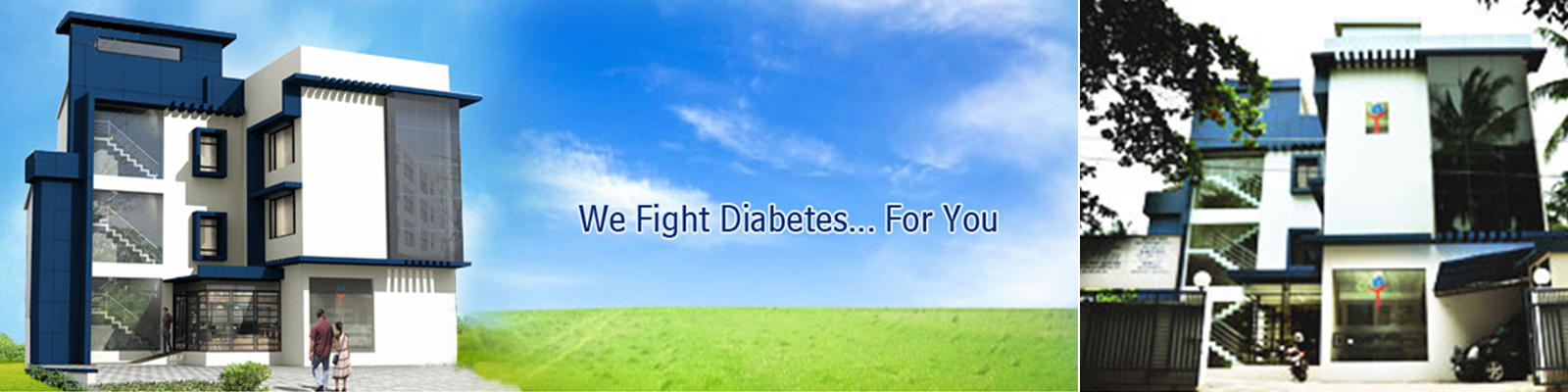 We Fight Diabetes for You